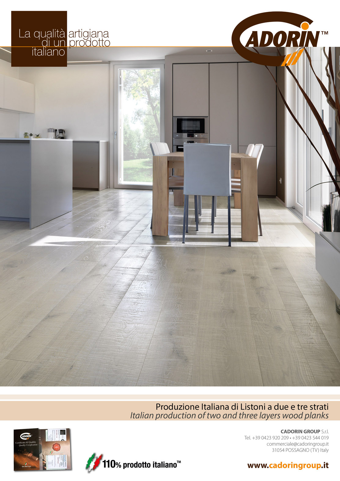 I Love Parquet Luglio/Agosto 2015 Advertising