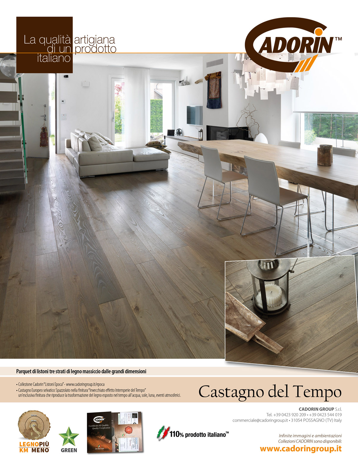 Living Luglio/Agosto 2015 Advertising