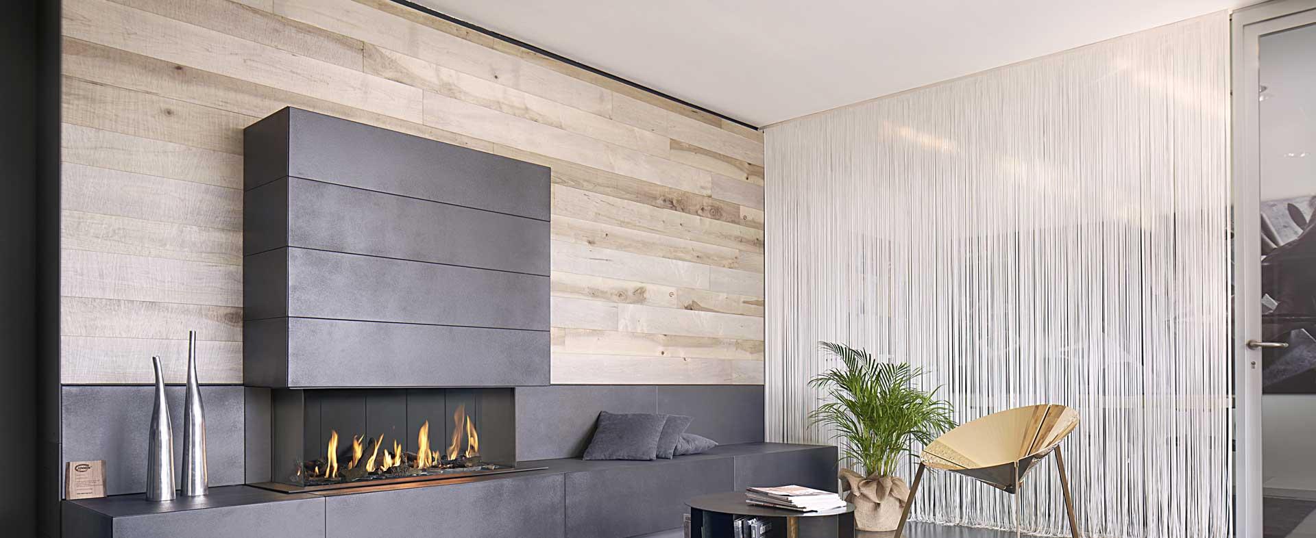 Posa Parquet Orizzontale O Verticale rivestimenti in legno a parete, boiseries - cadorin
