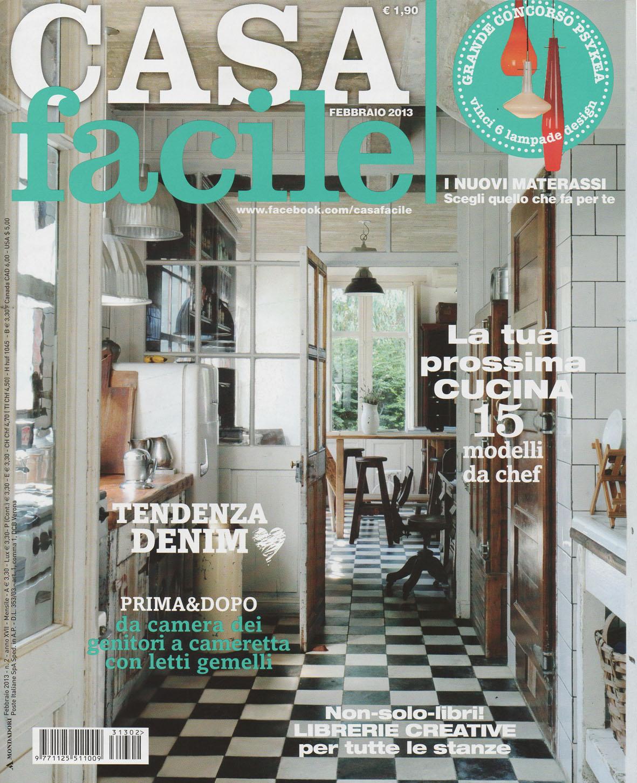Parquet in legno su riviste arredamento febbraio 2013 for Riviste su arredamento casa