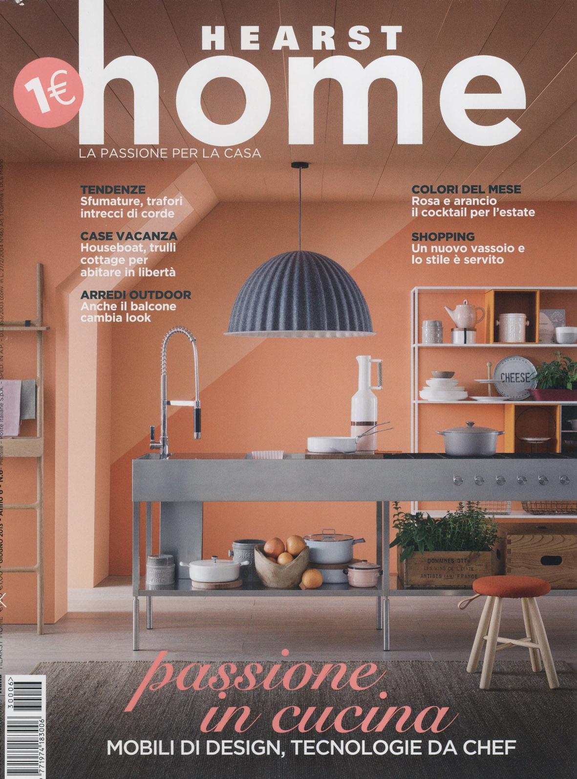 Parquet in legno su riviste arredamento giugno 2013 cadorin for Riviste di arredamento casa