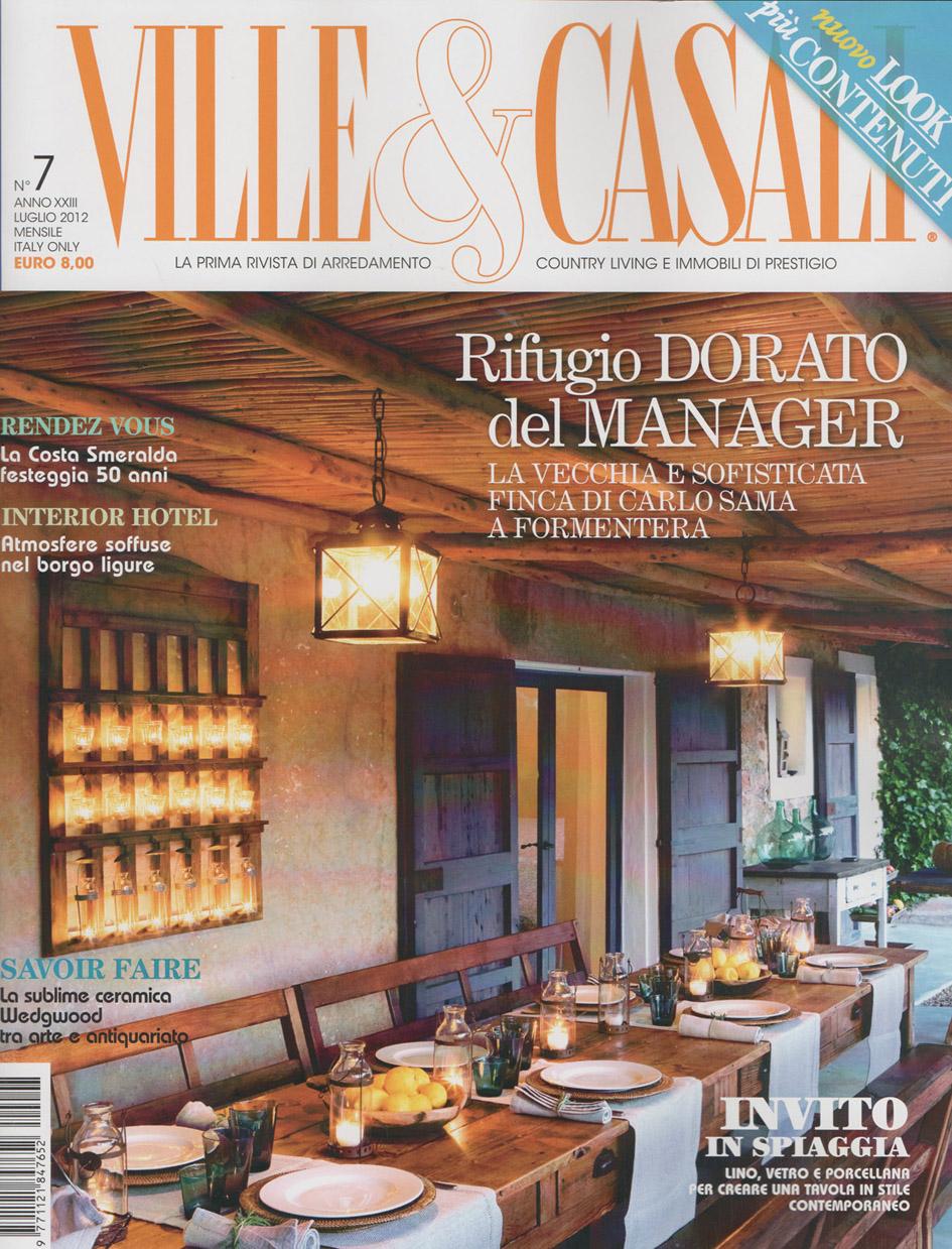 Parquet in legno su riviste arredamento luglio 2012 cadorin for Riviste su arredamento casa