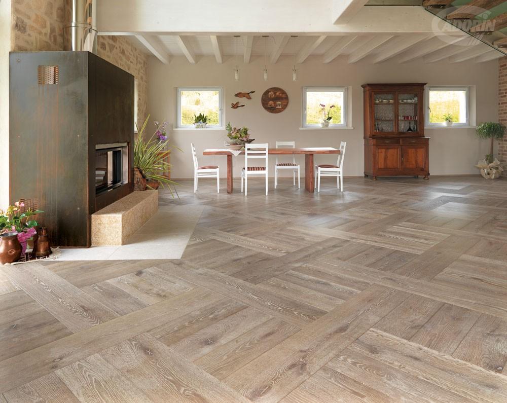 Listoni in legno quercia per pavimenti a parquet cadorin for Cadorin parquet