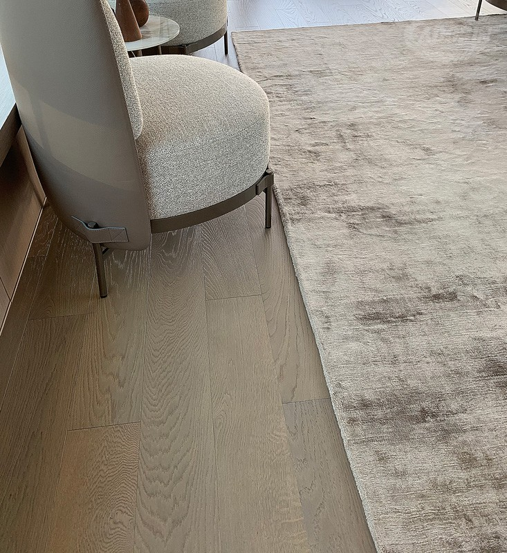 Rovere Select Europeo - Verniciato