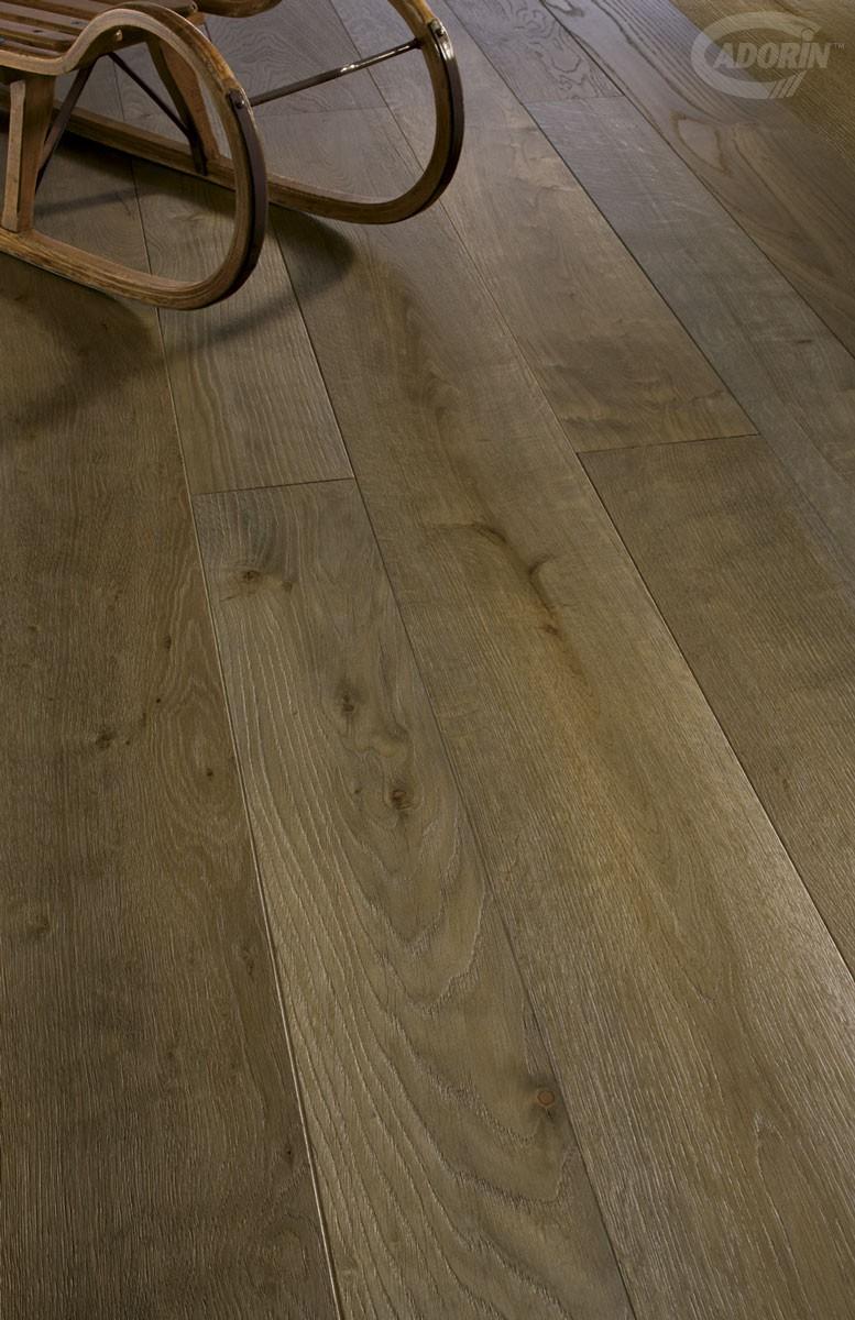 Listoni per pavimenti in legno Rovere Invecchiato - CADORIN