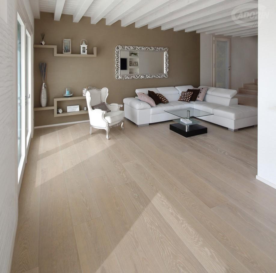Listoni per pavimenti in legno rovere e elite cadorin for Pavimenti case moderne