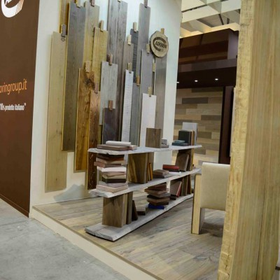 Cadorin al Made Expo 2015 -
